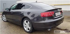 Audi A5/4Usi/Fab2010/2.7diesel/Led/Piele/Navi/Dubluclima/imp.germania  - imagine 4