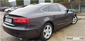 Audi A5/4Usi/Fab2010/2.7diesel/Led/Piele/Navi/Dubluclima/imp.germania  - imagine 3