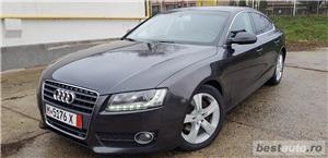 Audi A5/4Usi/Fab2010/2.7diesel/Led/Piele/Navi/Dubluclima/imp.germania  - imagine 2
