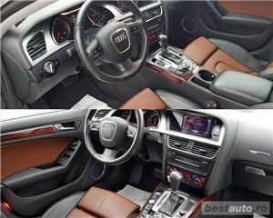 Audi A5/4Usi/Fab2010/2.7diesel/Led/Piele/Navi/Dubluclima/imp.germania  - imagine 9