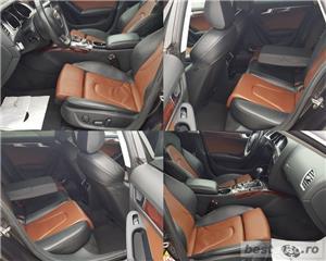 Audi A5/4Usi/Fab2010/2.7diesel/Led/Piele/Navi/Dubluclima/imp.germania  - imagine 8