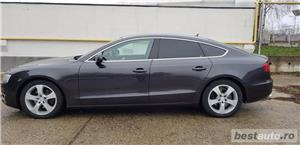 Audi A5/4Usi/Fab2010/2.7diesel/Led/Piele/Navi/Dubluclima/imp.germania  - imagine 6