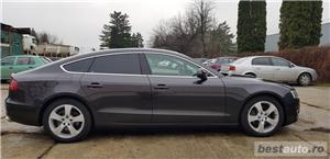 Audi A5/4Usi/Fab2010/2.7diesel/Led/Piele/Navi/Dubluclima/imp.germania  - imagine 7