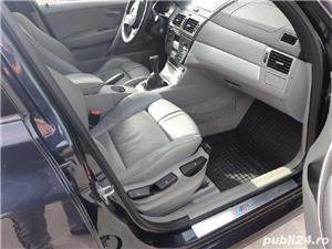 Vand/schimb Bmw x3 facelift M paket interior-exterior din fabrica Motor 2.0d 4×4 150 cp - imagine 6