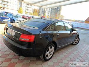 Audi A6,GARANTIE 3 LUNI,BUY BACK ,RATE FIXE,motor 3000 Tdi,225 cp,Piele,4x4,Navi,. - imagine 5