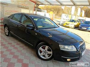Audi A6,GARANTIE 3 LUNI,BUY BACK ,RATE FIXE,motor 3000 Tdi,225 cp,Piele,4x4,Navi,. - imagine 3