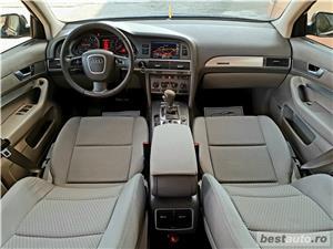 Audi A6,GARANTIE 3 LUNI,BUY BACK ,RATE FIXE,motor 3000 Tdi,225 cp,Piele,4x4,Navi,. - imagine 8