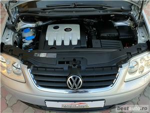 Vw Touran,GARANTIE 3 LUNI,BUY-BACK,RATE FIXE,2000 Tdi,140 CP,Climatronic,7 locuri.  - imagine 9