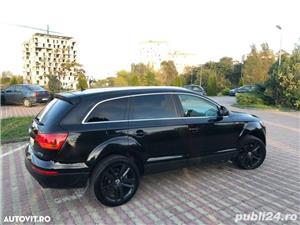 Audi Q7 3.0TDI 233cp an 2009 - imagine 3