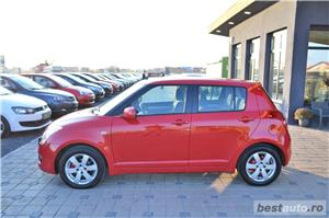 Suzuki swift AN:2010=avans 0 % rate fixe=aprobarea creditului in 2 ore=autohaus vindem si in rate - imagine 4