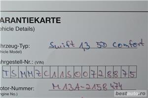 Suzuki swift AN:2010=avans 0 % rate fixe=aprobarea creditului in 2 ore=autohaus vindem si in rate - imagine 18