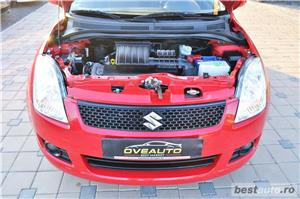 Suzuki swift AN:2010=avans 0 % rate fixe=aprobarea creditului in 2 ore=autohaus vindem si in rate - imagine 17