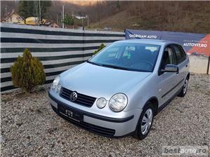 VW Polo Euro 4, 1.2 benzina,4 usi, an 2003. - imagine 1