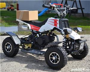 Atv  Model Avenger Prime PullStart 49cc - imagine 4