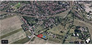 Parcela teren de casa , duplex in Ronat. 616 mp - imagine 2