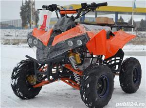 Atv ReneGade Warrior 125cc  - imagine 8