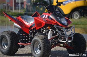 "ATV 200cc Warrior  10 ""Offroad - imagine 9"