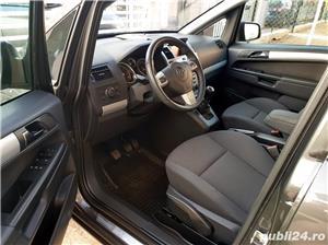 Opel Zafira, 2011, 7 locuri, PANORAMIC, 1.7 CDTi, Euro 5, CLIMATRONIC, KM pe factura *Finantare* - imagine 9