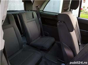 Opel Zafira, 2011, 7 locuri, PANORAMIC, 1.7 CDTi, Euro 5, CLIMATRONIC, KM pe factura *Finantare* - imagine 16