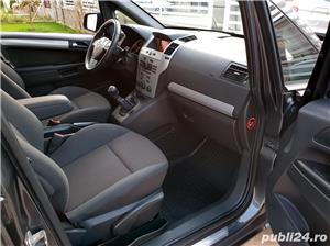 Opel Zafira, 2011, 7 locuri, PANORAMIC, 1.7 CDTi, Euro 5, CLIMATRONIC, KM pe factura *Finantare* - imagine 18