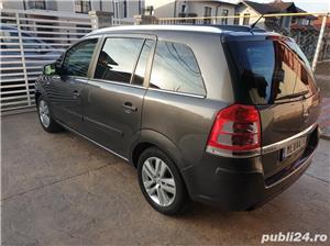 Opel Zafira, 2011, 7 locuri, PANORAMIC, 1.7 CDTi, Euro 5, CLIMATRONIC, KM pe factura *Finantare* - imagine 3