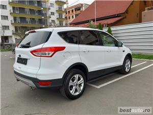 Ford Kuga 2.0 tdci - Diesel - Manual - 120 hp 128.000 km Nivel Echipare Business - Navi Full Option - imagine 4