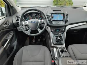 Ford Kuga 2.0 tdci - Diesel - Manual - 120 hp 128.000 km Nivel Echipare Business - Navi Full Option - imagine 5