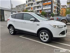 Ford Kuga 2.0 tdci - Diesel - Manual - 120 hp 128.000 km Nivel Echipare Business - Navi Full Option - imagine 2