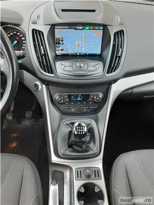 Ford Kuga 2.0 tdci - Diesel - Manual - 120 hp 128.000 km Nivel Echipare Business - Navi Full Option - imagine 10