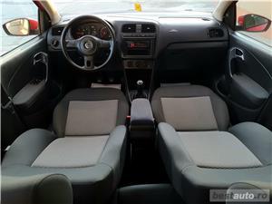 Vw Polo,LIVRAM GRATUIT,GARANTIE 3 LUNI,RATE FIXE,motor 1600 TDI,90 Cp,Euro 5,Clima - imagine 8