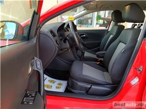 Vw Polo,LIVRAM GRATUIT,GARANTIE 3 LUNI,RATE FIXE,motor 1600 TDI,90 Cp,Euro 5,Clima - imagine 6