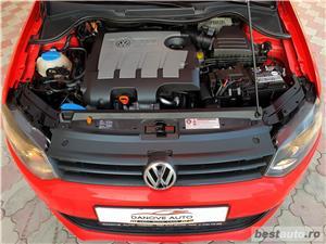 Vw Polo,LIVRAM GRATUIT,GARANTIE 3 LUNI,RATE FIXE,motor 1600 TDI,90 Cp,Euro 5,Clima - imagine 9