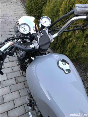 Yamaha Xj 550 cafe racer - imagine 3