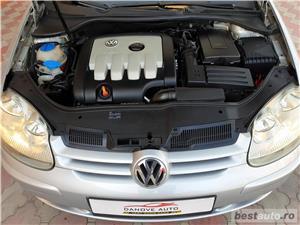 Vw Golf 5,GARANTIE 3 LUNI,BUY BACK ,RATE FIXE,motor 2000 Tdi,140 cp,Climatronic.  - imagine 9