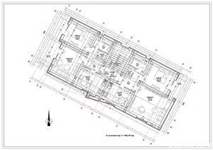 Teren cu proiect si Autorizatie de constructie pentru 6 apartamente - imagine 3