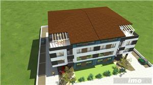 Teren cu autorizatie de constructie 12 apartamente - imagine 7