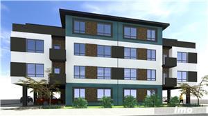 Teren cu autorizatie de constructie 12 apartamente - imagine 2