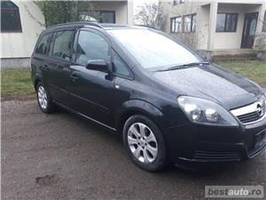 Opel Zafira 1,6 benzina an 2006 clima  7 locuri - imagine 2