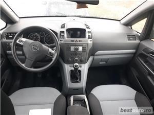 Opel Zafira 1,6 benzina an 2006 clima  7 locuri - imagine 5