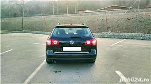 VW Passat B6 2.0 TDI euro 4 140CP - imagine 8