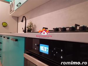 Apartament de vanzare in Sibiu - 3 camere - mobilat si utilat de lux - imagine 2