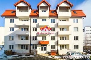 Apartament 2 camere in Sibiu INTABULAT - Zona practica Euroil Ciresica - imagine 4