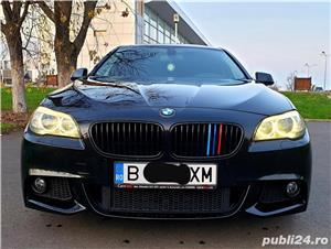 BMW seria 5, 535i ActivHybrid 5, automat, 3000 cmc, hybrid, 306+54 cp, 2012, impozit 100 lei/an - imagine 1