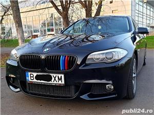 BMW seria 5, 535i ActivHybrid 5, automat, 3000 cmc, hybrid, 306+54 cp, 2012, impozit 100 lei/an - imagine 2