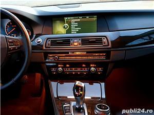 BMW seria 5, ActivHybrid 5, automat, 3000 cmc, hybrid, 306+54 cp, 2012, impozit 100 lei/an - imagine 5