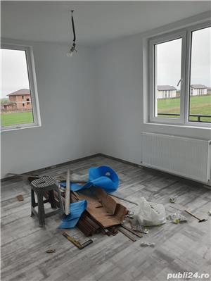 SUPER PRET - Duplex 4 camere si mansarda locuibila, Clinceni, Poze reale - ultima unitate - imagine 8