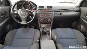 Mazda 3 berlina din 2006,1.6 diesel,euro 4,164604 km,inmatriculata recent  - imagine 5