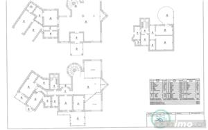 Mehala,Vila P+1E+M,s- 660 mp,t- 2500 mp,9 camere,5 bai,teren tenis,piscina,pret 400.000 euro  - imagine 10