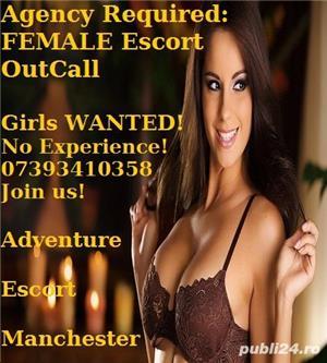 Cautam fete pentru outcall-agentie - cu varsta intre 18 si 35 in Anglia/Manchester - imagine 1
