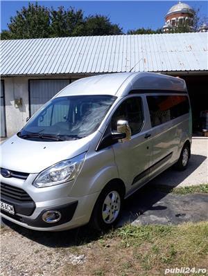 Ford Transit Custom 8+1 - imagine 8
